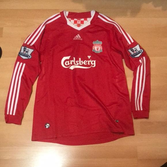d94566624 adidas Other - Adidas Liverpool 2008-2008 Fernando Torres jersey